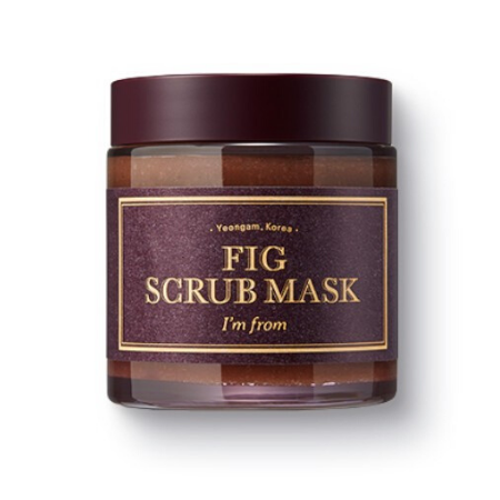 Stylevana - Vana Blog - Best Deep Cleansing Masks For Oily Skin - I'm From - Fig Scrub Mask