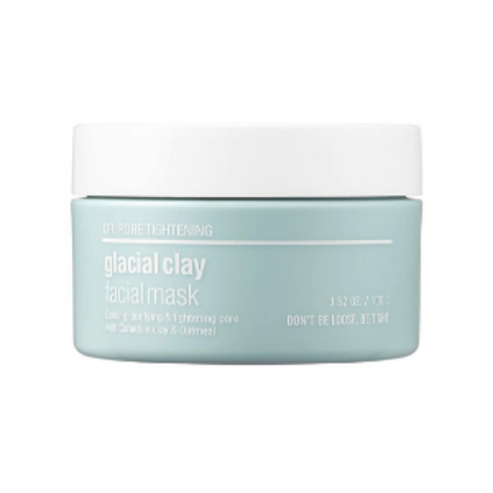 Stylevana - Vana Blog - Best Deep Cleansing Masks For Oily Skin - SKIN&LAB - Dr. Pore Tightening Glacial Clay Facial Mask