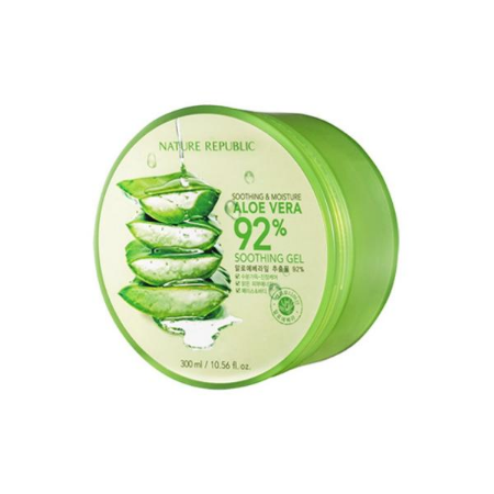 Stylevana - Vana Blog - Best Aloe Vera Gel - NATURE REPUBLIC - Soothing & Moisture Aloe Vera 92% Soothing Gel
