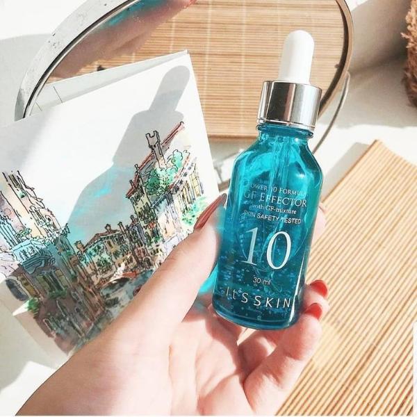 Stylevana - Vana Blog - Unboxing K Beauty Best Serum for Skincare - It's Skin - Power 10 Formula GF Effector