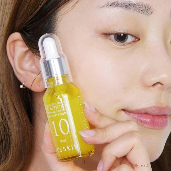 Stylevana - Vana Blog - Unboxing K Beauty Best Serum for Skincare - It's Skin - Power 10 Formula VC Effector