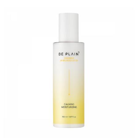 Stylevana - Vana Blog - HwaHae Beauty Award 2020 Top Rated K-Beauty - BE PLAIN - Chamomile pH-Balanced Lotion