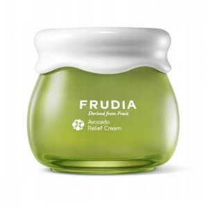 Stylevana - Vana Blog - Beauty Review Youtube Cassandra Bankson - FRUDIA - Avocado Relief Cream