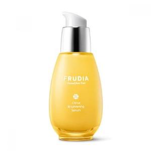 Stylevana - Vana Blog - Beauty Review Youtube Cassandra Bankson - FRUDIA - Citrus Brightening Serum