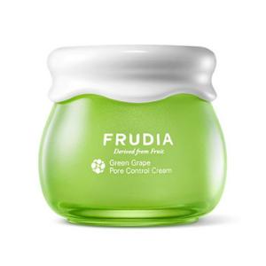 Stylevana - Vana Blog - Beauty Review Youtube Cassandra Bankson - FRUDIA - Green Grape Pore Control Cream
