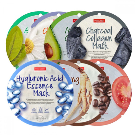 Stylevana - Vana Blog - Best Korean Skincare Sets Beauty Gifts – PUREDERM Circle Mask