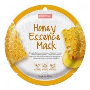 Stylevana - Vana Blog - Best Honey Skincare Routine - PUREDERM - Circle Mask Honey Essence