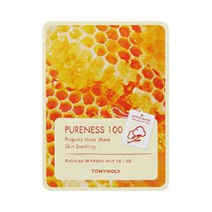 Stylevana - Vana Blog - Best Honey Skincare Routine - TONYMOLY - Pureness 100 Mask Sheet - Honey