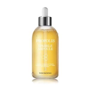Stylevana - Vana Blog - Best Honey Skincare Routine - TOSOWOONG - Propolis Sparkle Ampoule