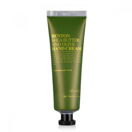 Benton - Shea Butter & Olive Hand Cream