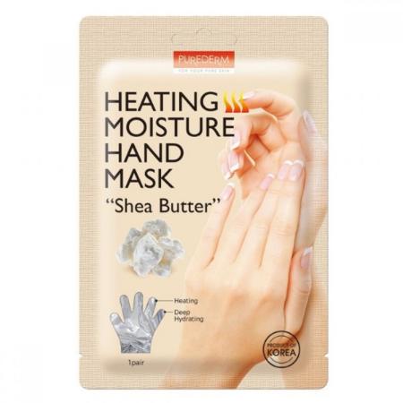 PUREDERM - Heating Moisture Hand Mask
