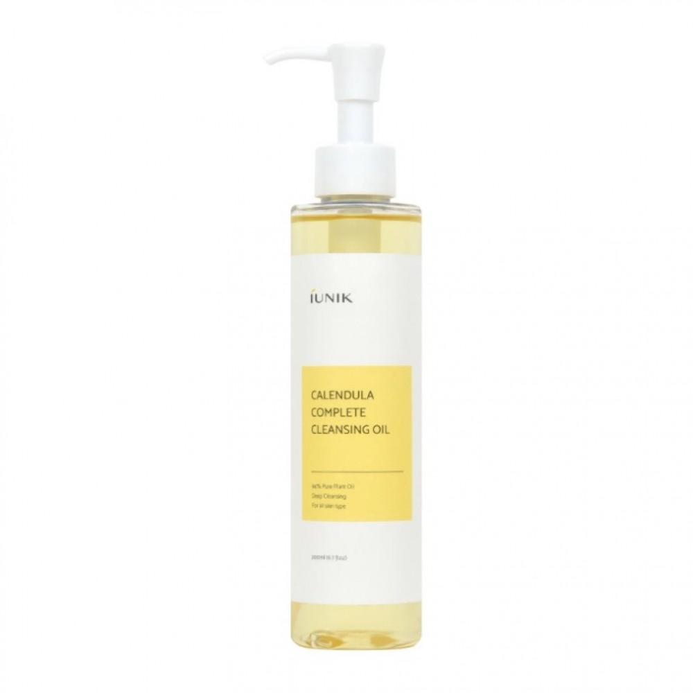 iUNIK - Calendula Complete Cleansing Oil - 200ml