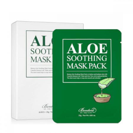 Benton - Aloe Soothing Mask Pack