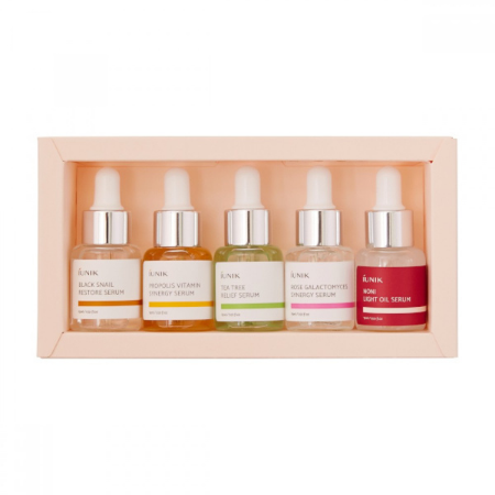 iUNIK - iUNIK x STYLEVANA Mini Serum Set
