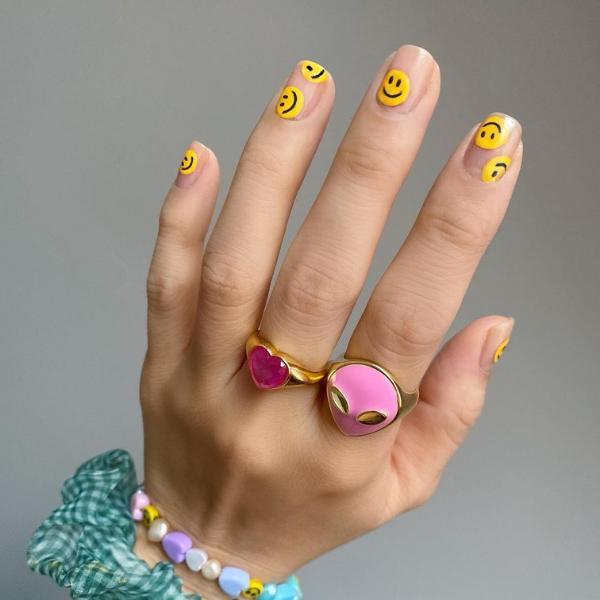 The Saem - Nail Wear Art Gel Sticker 13