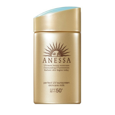 Shiseido sunscreen anessa sunscreen