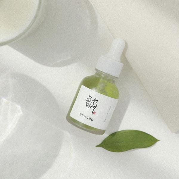 BEAUTY OF JOSEON - Calming Serum : Green tea + Panthenol