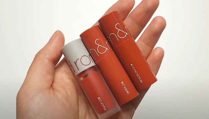 Romand lip tint