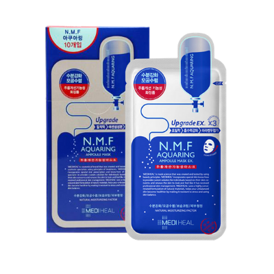 Mediheal N.M.F Aquaring Ampoule Mask EX