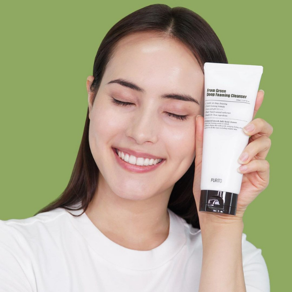 PURITO From Green Deep Foaming Cleanser
