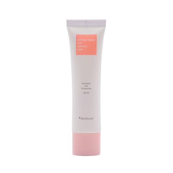Bellflower Retinol Cream for Wrinkle Care