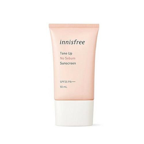 innisfree - Tone Up No Sebum Sunscreen