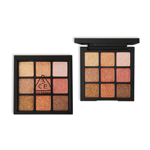 3 CONCEPT EYES/3CE - Multi Eye Color Palette - #All Nighter