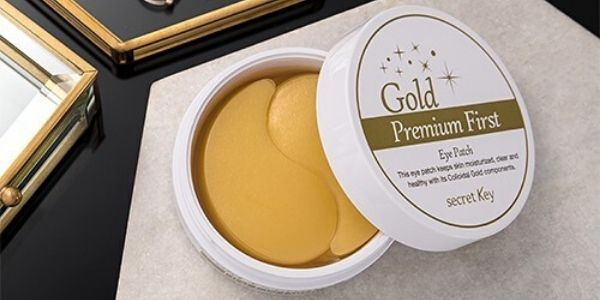SecretKey's Gold Premium First Eye Patch
