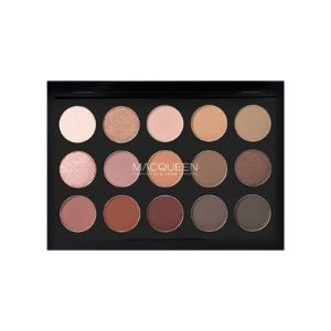 MACQUEEN - 1001 Tone-On-Tone Shadow Palette