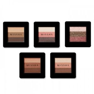 MISSHA - Triple Eyeshadow