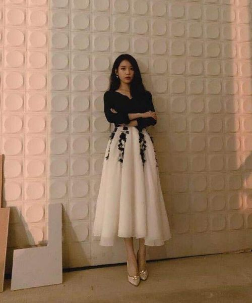 IU in Korean drama Hotel Del Luna 2019