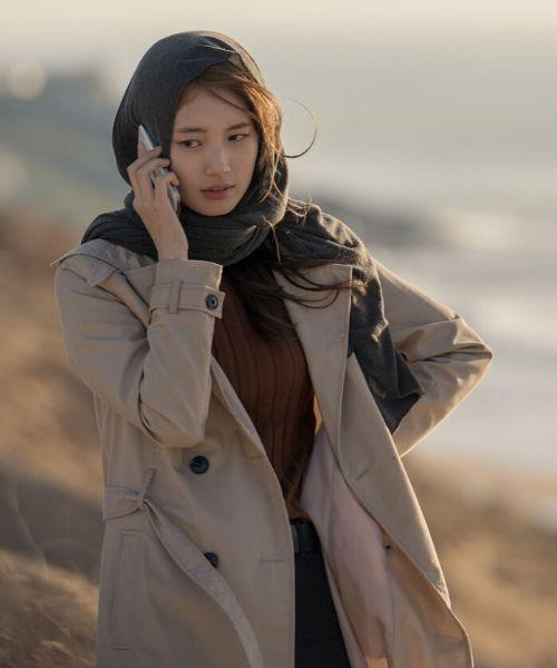 Bae Suzy in Korean drama Vagabond 2019