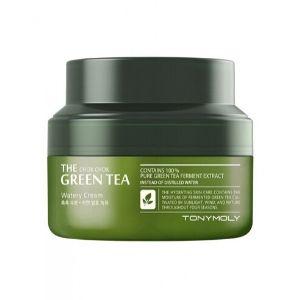 TONYMOLY - La crème liquide au thé vert Chok Chok