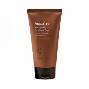 innisfree - Mousse exfoliante pour les pores volcaniques de Jeju - 150ml