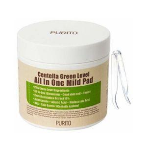 PURITO - Centella Green Level All In One Mild Pad