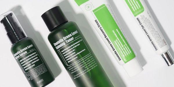 PURITO Centella Green skincare line