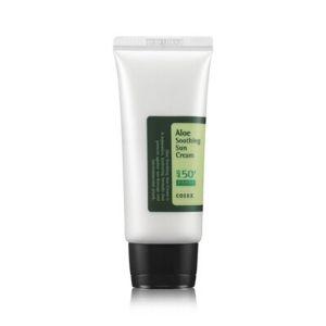 COSRX - Crème solaire apaisante à l'aloès