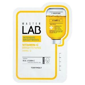TONYMOLY - Feuille de masque réel Master Lab