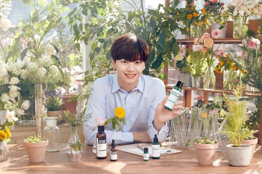 SOME BY MI AHA BHA PHA 30 Days Miracle Yook Sungjae