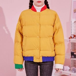 Icecream12 - Contrast Padded Jacket