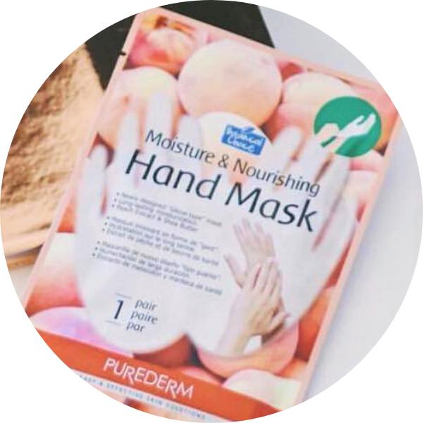 PUREDERM - Moisture & Nourishing Hand Mask