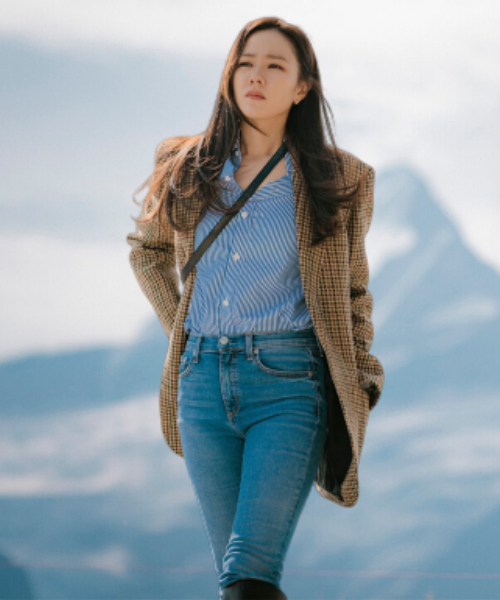 Son Ye Jin Crash Landing On You Iconic Outfit Best Outfit Fashion Inspo