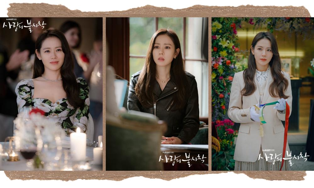 Son Ye-jin Best Beauty Looks in Crash Landing on You Regal Heiress Makeup Look