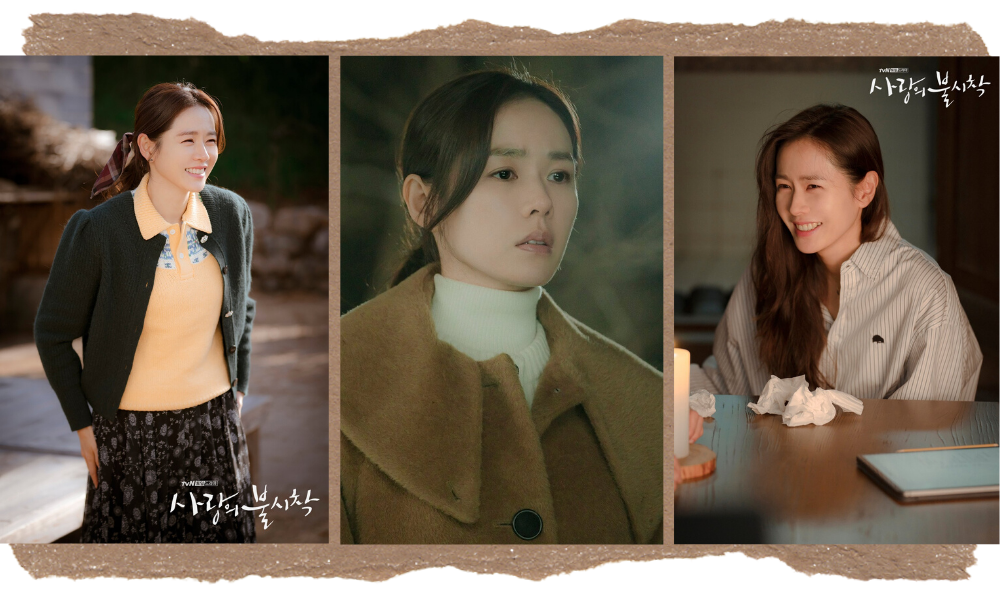 Son Ye-jin Best Beauty Looks in Crash Landing on You No-makeup Makeup Look