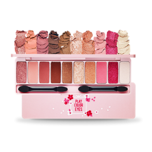 Etude House - Play Color Eyes Cherry Blossom
