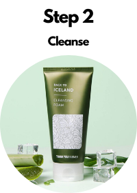 THANK YOU FARMER - Back To Iceland Cleansing Foam