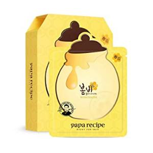 Papa Recipe - Bombee Honey Mask