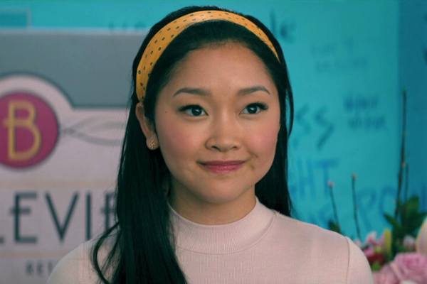 Lara Jean's Rosy Pink Blush Makeup Tricks in Netflix To All the Boys, Lana Condor