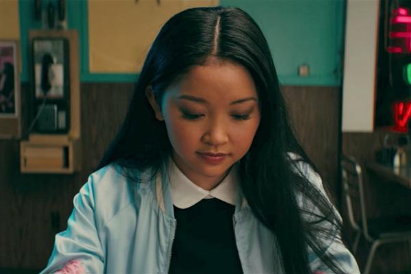 Lara Jean's Smokey Eye Makeup Look in Netflix To All the Boys, Lana Condor