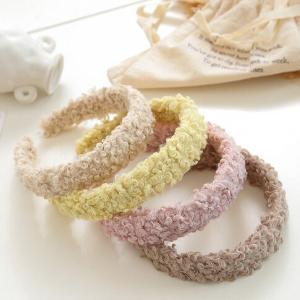 Stylevana - Sherpa-Fleece Headband